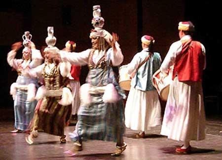 Rythmes et danses traditionnels : patrimoine immatériel en danger